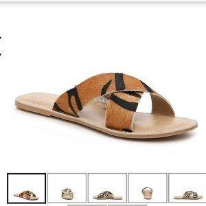 NWOT coconuts by matisse sandals